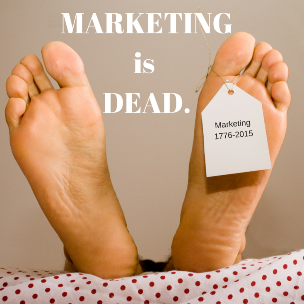 Marketing Dead